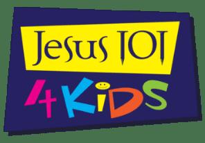 Jesus 101 4Kids logo