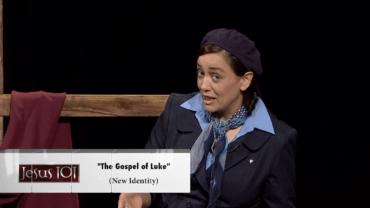 4 Gospels - Luke (New Identity)