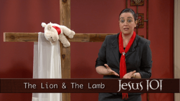 Revelation: The Fifth Gospel (The Lion & The Lamb)