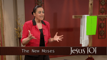 Revelation: The Fifth Gospel (The New Moses)