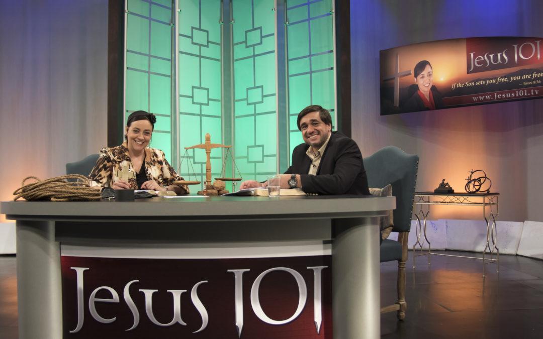JESUS 101 Está Por Grabar Una Nueva Serie de Video en Español e Inglés