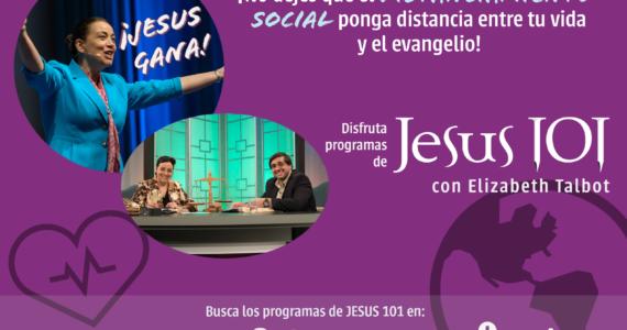 JESUS 101 Responde a COVID-19