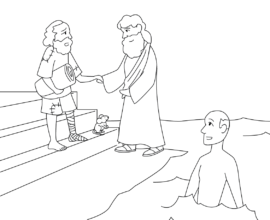 The Man Healed by the Pool