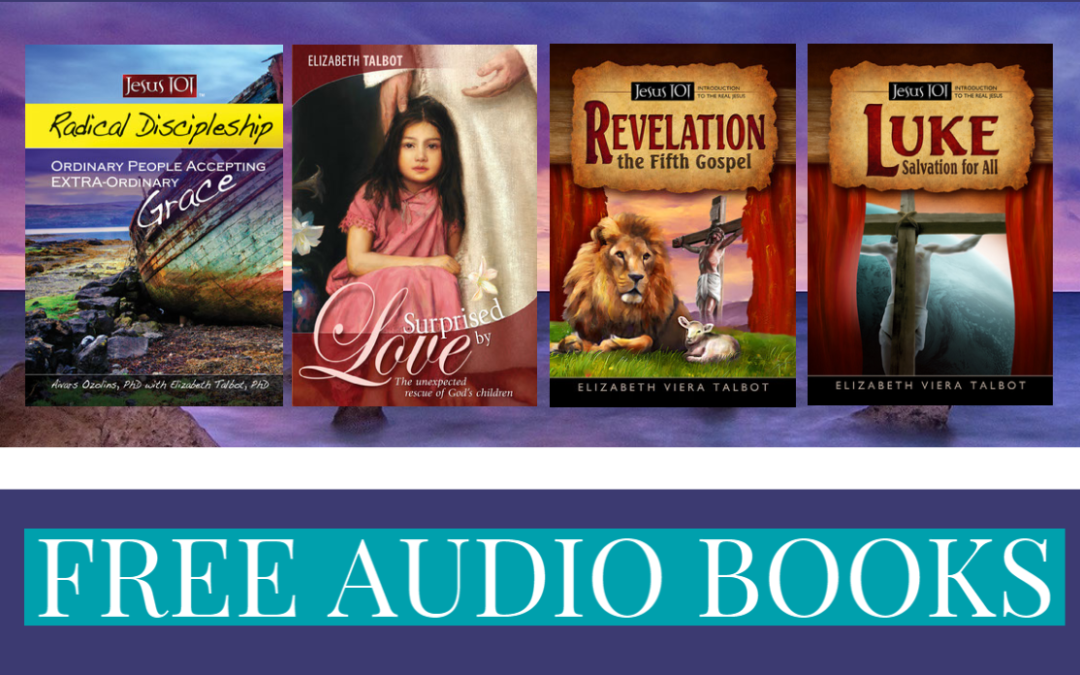 Jesus 101 Offers a Variety of Free Audio Books in English and Spanish