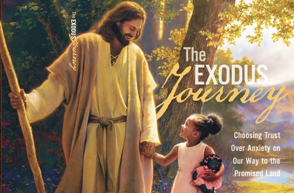 """Introducing """"The Exodus Journey,"""" a brand new book from author Elizabeth Talbot"""
