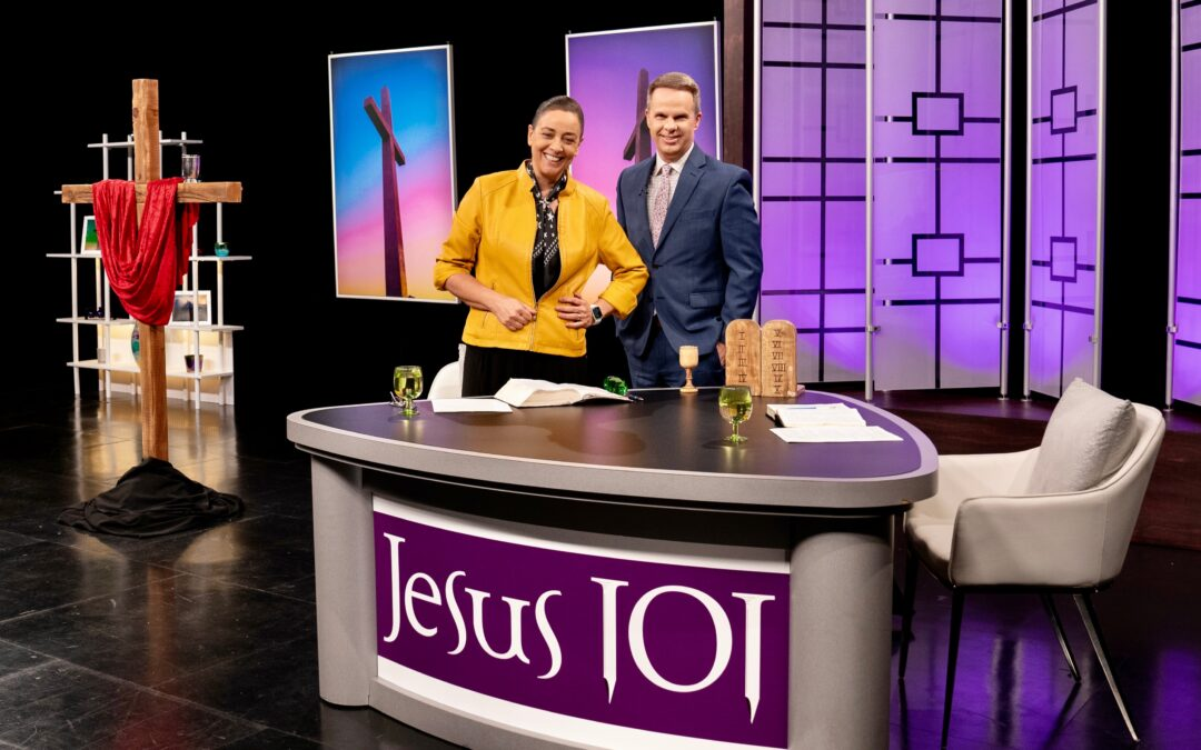 "Jesus 101 releases a new TV series entitled ""The Exodus Journey"""